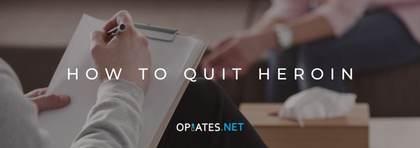 How to Quit Heroin